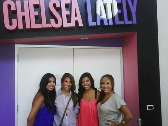 Chelsea Lately Photo Gallery